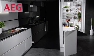 Aeg Kühlschrank Vitafresh : Kühl und gefriergeräte elektrogeräte im raum bengel fachmarkt