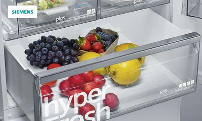 Siemens Kühlschrank Vitafresh : Siemens bietet lebensmittellagerung mit kühl und gefriergeräten